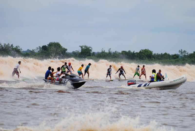Wisata Bono Pelalawan Bikin Riau Terkenal Hingga Mancanegara